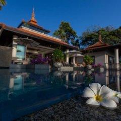 Отель Trisara Villas & Residences Phuket 5* Стандартный номер с различными типами кроватей фото 16
