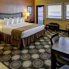Отель Best Western Oceanfront - New Smyrna Beach 3* Стандартный номер с различными типами кроватей фото 4