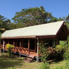 Отель Maravu Taveuni Lodge 2* Кровать в общем номере с двухъярусной кроватью фото 2
