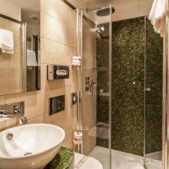 Отель Albergo Bel Sito e Berlino 3* Стандартный номер с различными типами кроватей фото 4