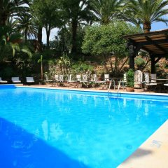Отель Boutique Hotel Las Islas - Adults Only Испания, Фуэнхирола - отзывы, цены и фото номеров - забронировать отель Boutique Hotel Las Islas - Adults Only онлайн бассейн фото 3