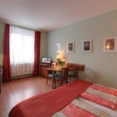 Отель Penzion Fan 3* Студия с различными типами кроватей фото 14