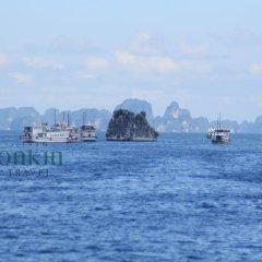Отель Halong Legacy Legend Cruise пляж фото 2