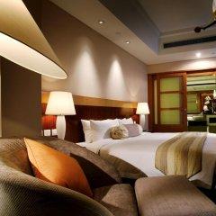 Отель Park Plaza Beijing Wangfujing 4* Номер Делюкс с различными типами кроватей фото 3
