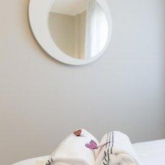 Отель Nero D'Avorio Aparthotel 4* Люкс разные типы кроватей фото 12