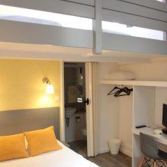 Inter-Hotel Au Patio Morand 3* Стандартный семейный номер с двуспальной кроватью фото 2