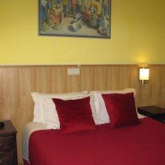 Отель Residencial Faria Guimarães Номер Эконом разные типы кроватей