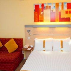 Отель Holiday Inn Express Edinburgh City Centre 3* Стандартный номер фото 10
