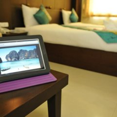 Regent Suvarnabhumi Hotel 3* Номер Делюкс с разными типами кроватей фото 6