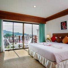 Отель Jiraporn Hill Resort 3* Номер Делюкс фото 4