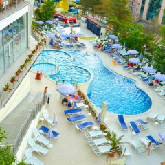 Отель Parkhotel Golden Beach - Все включено бассейн фото 2