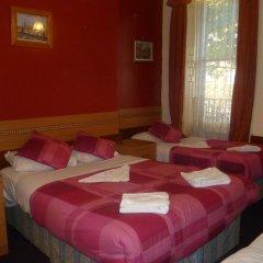 Grenville House Hotel 2* Стандартный номер с различными типами кроватей фото 8