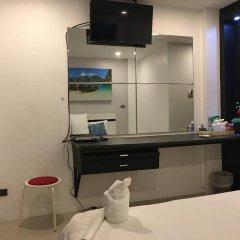 Galaxy Suites Pattaya Hotel Паттайя удобства в номере