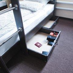 Хостел Like Саратов Кровать в общем номере с двухъярусной кроватью фото 3