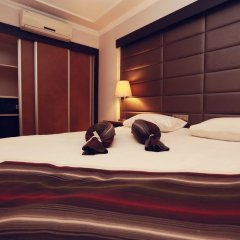 Damcilar Hotel 3* Стандартный номер с двуспальной кроватью фото 15