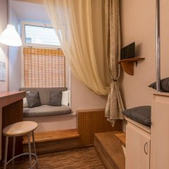 Гостиница Теrеm'ОK na Vasilievskom Стандартный номер с различными типами кроватей фото 12