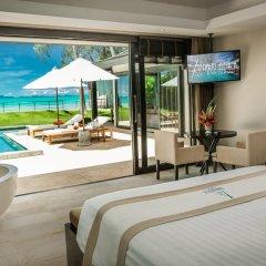 Отель Nikki Beach Resort 5* Вилла с различными типами кроватей фото 8