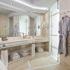 Отель Divani Apollon Palace & Thalasso 5* Люкс повышенной комфортности с различными типами кроватей фото 2