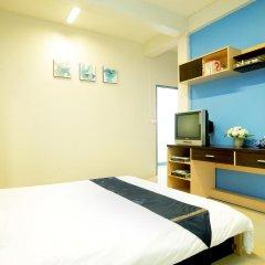 Отель Smile Inn 2* Стандартный номер с двуспальной кроватью фото 5