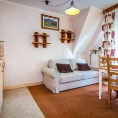 Отель Aparthotel Pod Nosalem Закопане комната для гостей фото 3