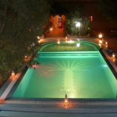 Отель Auberge De Charme Les Dunes D´Or Марокко, Мерзуга - отзывы, цены и фото номеров - забронировать отель Auberge De Charme Les Dunes D´Or онлайн бассейн