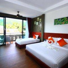 Отель Green View Village Resort 3* Номер Комфорт с различными типами кроватей фото 7
