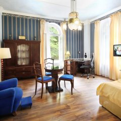 Отель Villa Basileia 3* Стандартный номер с различными типами кроватей фото 7