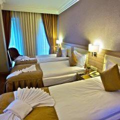 Laleli Emin Hotel 3* Стандартный номер с различными типами кроватей фото 7