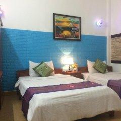 Hanoi Pearl Hostel Улучшенный номер с 2 отдельными кроватями фото 3