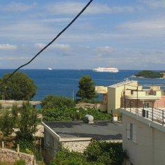Отель Vila Ester Албания, Ксамил - отзывы, цены и фото номеров - забронировать отель Vila Ester онлайн пляж фото 2