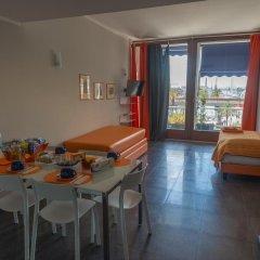 Отель B&B dell'Acquario Генуя в номере фото 2