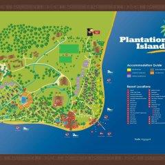 Отель Plantation Island Resort развлечения