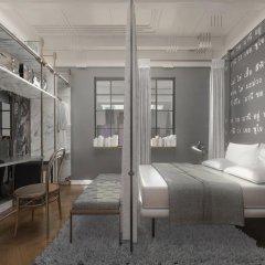 Отель The Printing House Poshtel 2* Номер Делюкс с различными типами кроватей