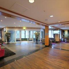 Quality Hotel Vøringfoss фитнесс-зал
