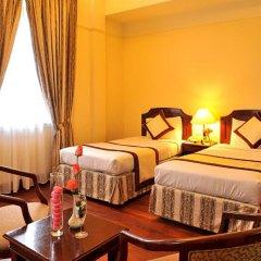 Du Parc Hotel Dalat 4* Стандартный номер с различными типами кроватей фото 3