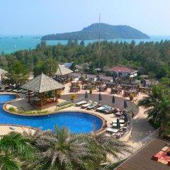 Отель Condo Panwa Bel Air бассейн фото 2
