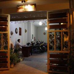 Апартаменты Little Home Nha Trang Apartment сауна