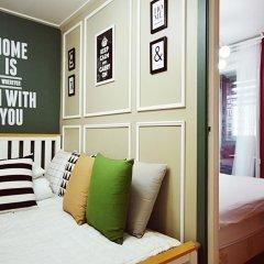 Отель Han River Guesthouse 2* Студия с различными типами кроватей фото 8