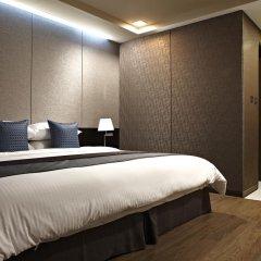Ocloud Hotel Gangnam 3* Номер Делюкс с различными типами кроватей фото 4