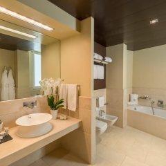 Отель Risorgimento Resort - Vestas Hotels & Resorts Лечче ванная фото 3