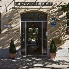 Apartments & Hotel Maximilian Munich вид на фасад фото 2