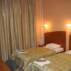 Мини-Отель Добрый Кот Кровать в общем номере фото 22