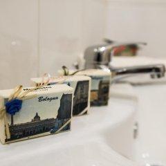 Отель San Petronio Suite Италия, Болонья - отзывы, цены и фото номеров - забронировать отель San Petronio Suite онлайн ванная