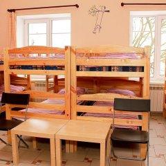 Хостел Х.О. Кровать в общем номере с двухъярусной кроватью фото 6