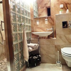Отель Apartamenty Silver Premium Варшава ванная