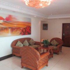 Hotel Chez Wou интерьер отеля