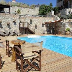Отель Asion Lithos Улучшенные апартаменты с различными типами кроватей фото 18