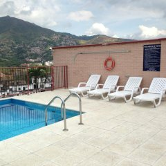 Отель Apartaloft Miro бассейн фото 2