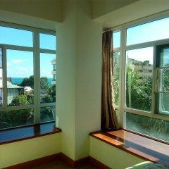 Отель Golden Mango Апартаменты с различными типами кроватей фото 23
