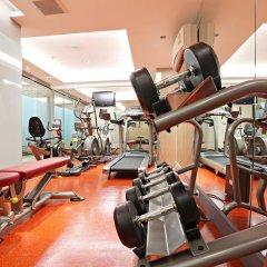 Отель V Residence Bangkok Бангкок фитнесс-зал фото 3